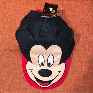 Disney Accessories - Mickey Baseball Hat
